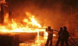 """حريق بمستشفى محمد السادس بمراكش يقطع الكهرباء ويستنفر السلطات و""""لاراديما"""""""