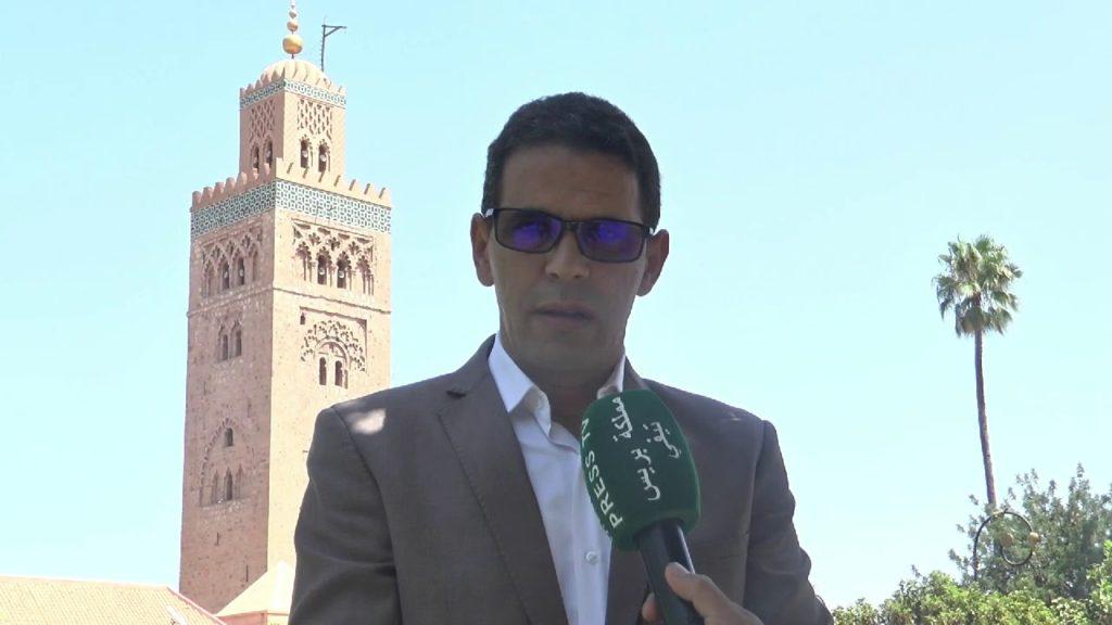 دور الشرطة السياحية في حماية السياح بمراكش