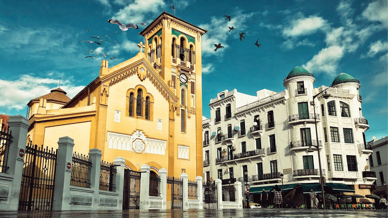 موقع فنلندي يحتفي بمدينة تطوان المغربية