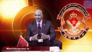 حوار مع رئيس الهيئة الوطنية المغربية للدفاع عن النفس والحماية الخاصة